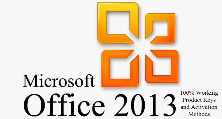 microsoft office 2013 product key