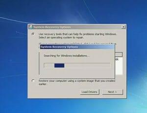 reparing computer
