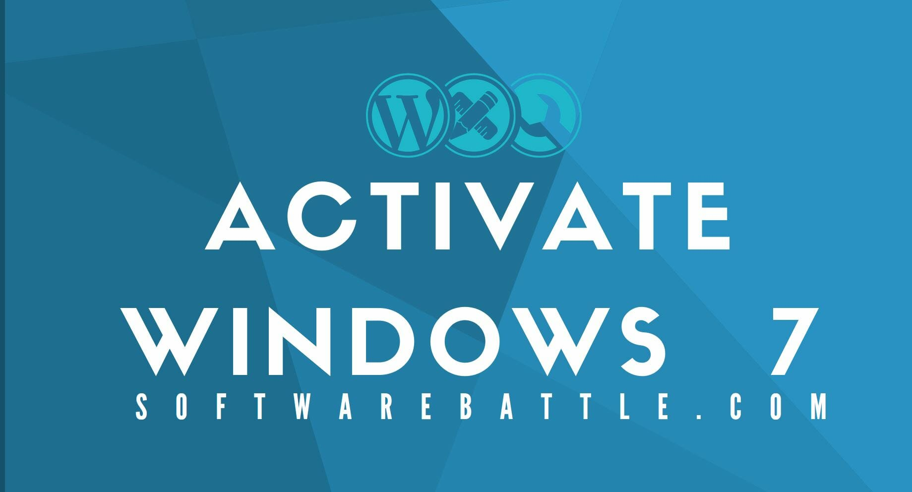 activate windows 7 by automated phone