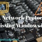 fix network protocol error windows 10