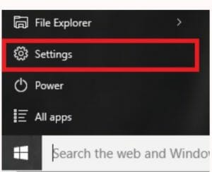 Change Network Type In Windows 10 (Public, Private or Domain