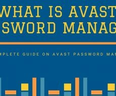 avast free password manager