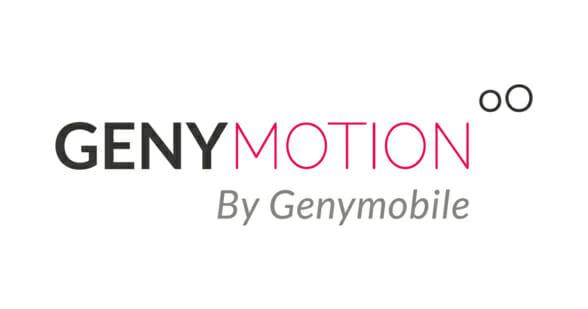 geny motion emulator