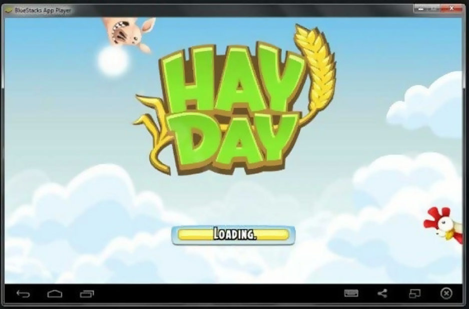 launching hay day