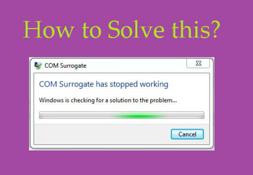 COM-Surrogate-Has-Stopped-Working