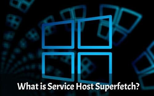 Service-Host-Superfetch