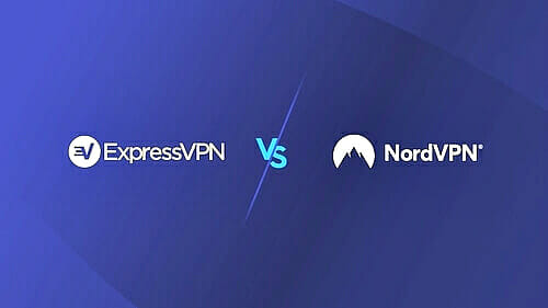 NordVPN-ExpressVPN