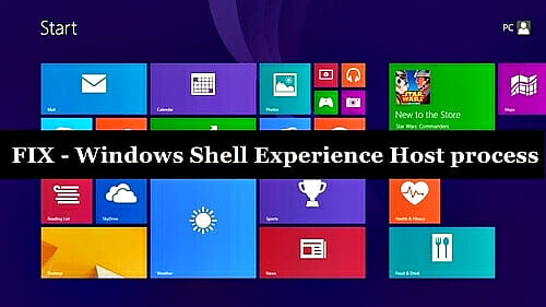 Windows-Shell-Experience-Host